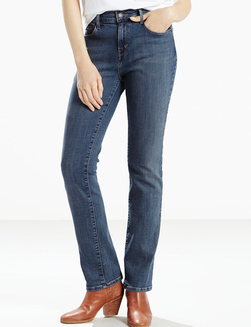 Levi's Meadow - Dark Wash Straight