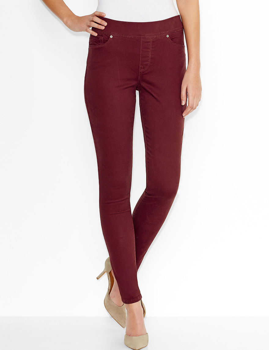 Levi's Red Skinny