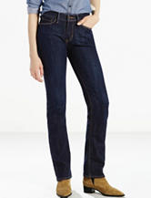 Levis® 525™ Perfect Waist Short Length Dark Wash Jeans
