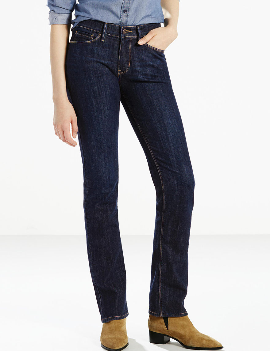Levi's Dark Wash Regular