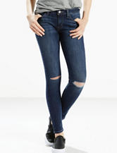 Levis® 535™ Super Skinny Distressed Dark Wash Leggings