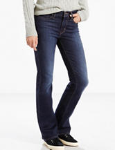 Levi's® Dark Wash Slimming Bootcut Jeans