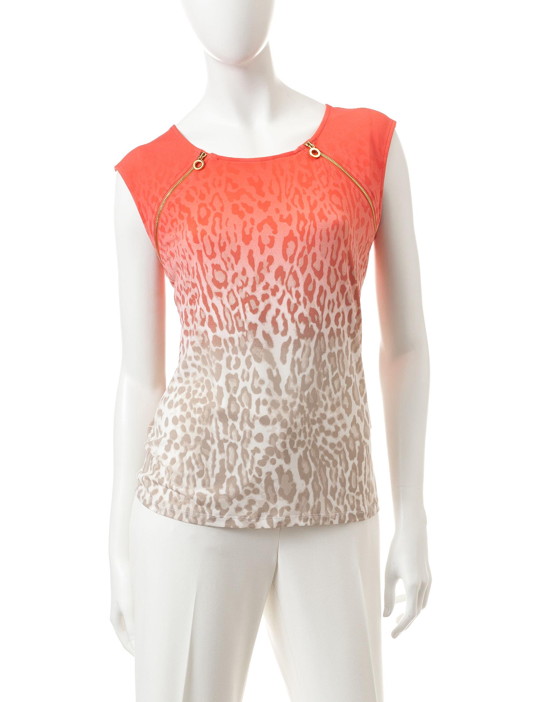 Calvin Klein Rose Shirts & Blouses