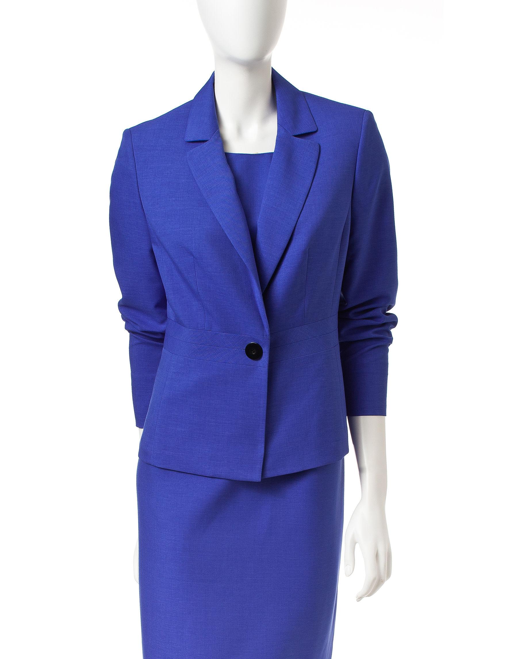 Kasper Purple Lightweight Jackets & Blazers