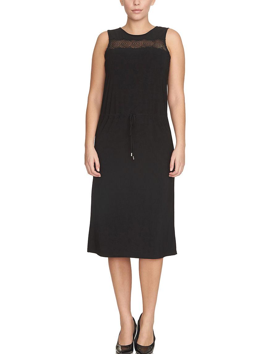 Chaus Black Sundresses