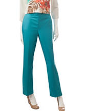 Alfred Dunner Short Length Pants