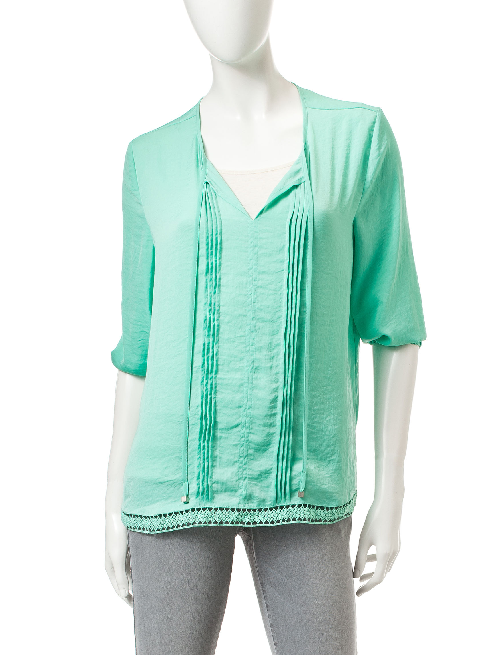 Nine West Jeans Jade Shirts & Blouses