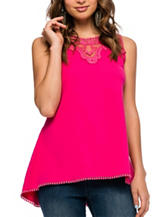 Skyes The Limit Pink Tank Top