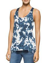 Calvin Klein Jeans Tie Dye Print Top