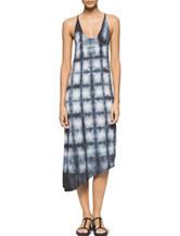Calvin Klein Jeans Tie Dye Maxi Dress