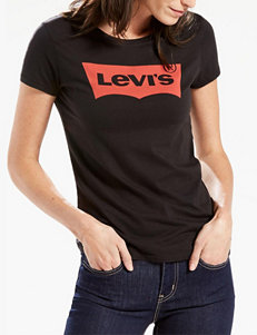Levi's Batwing Logo Knit Top