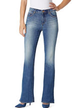 Bandolino Mandie Barely Bootcut Jeans