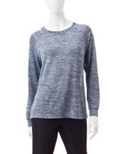 Cathy Daniels Marled Knit Sweater