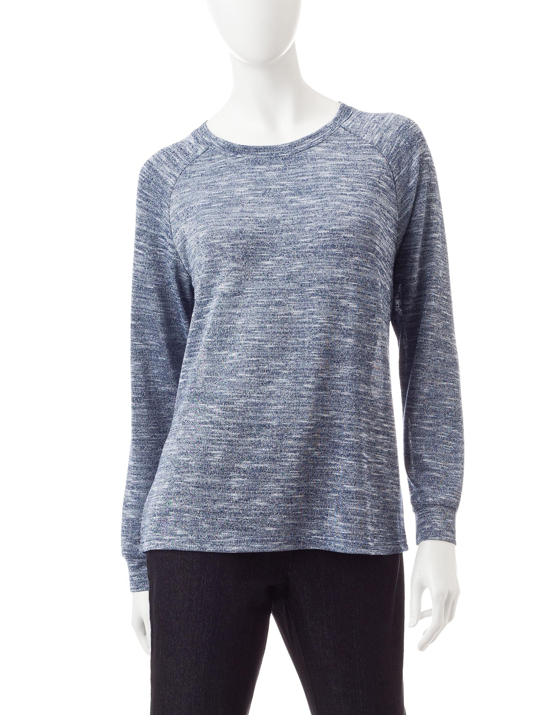 Cathy Daniels Blue Sweaters