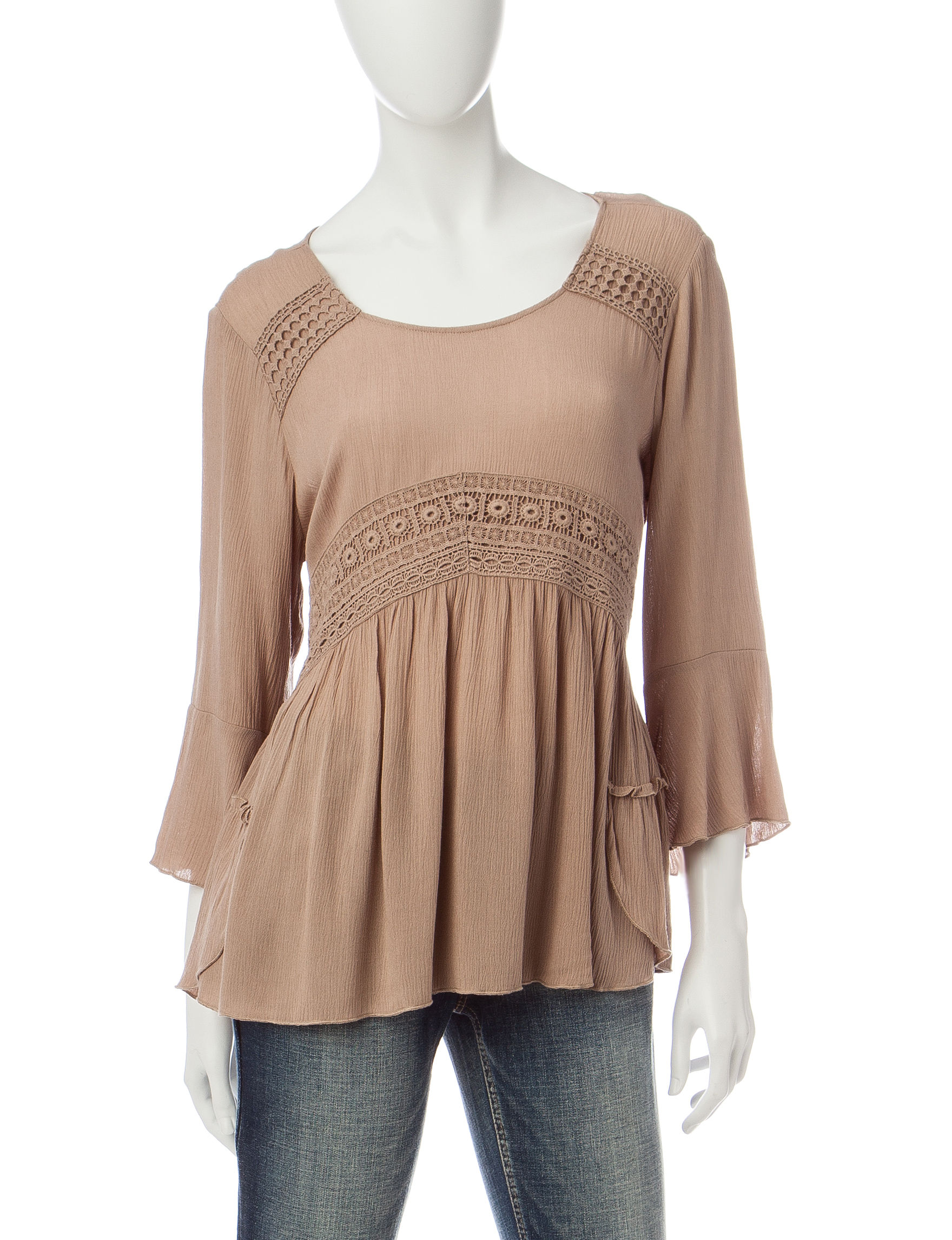Hannah Chino Shirts & Blouses
