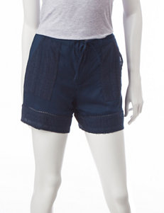Vintage America Blues Blue Soft Shorts
