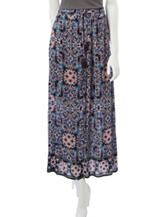 Hannah Diamond Print Maxi Skirt