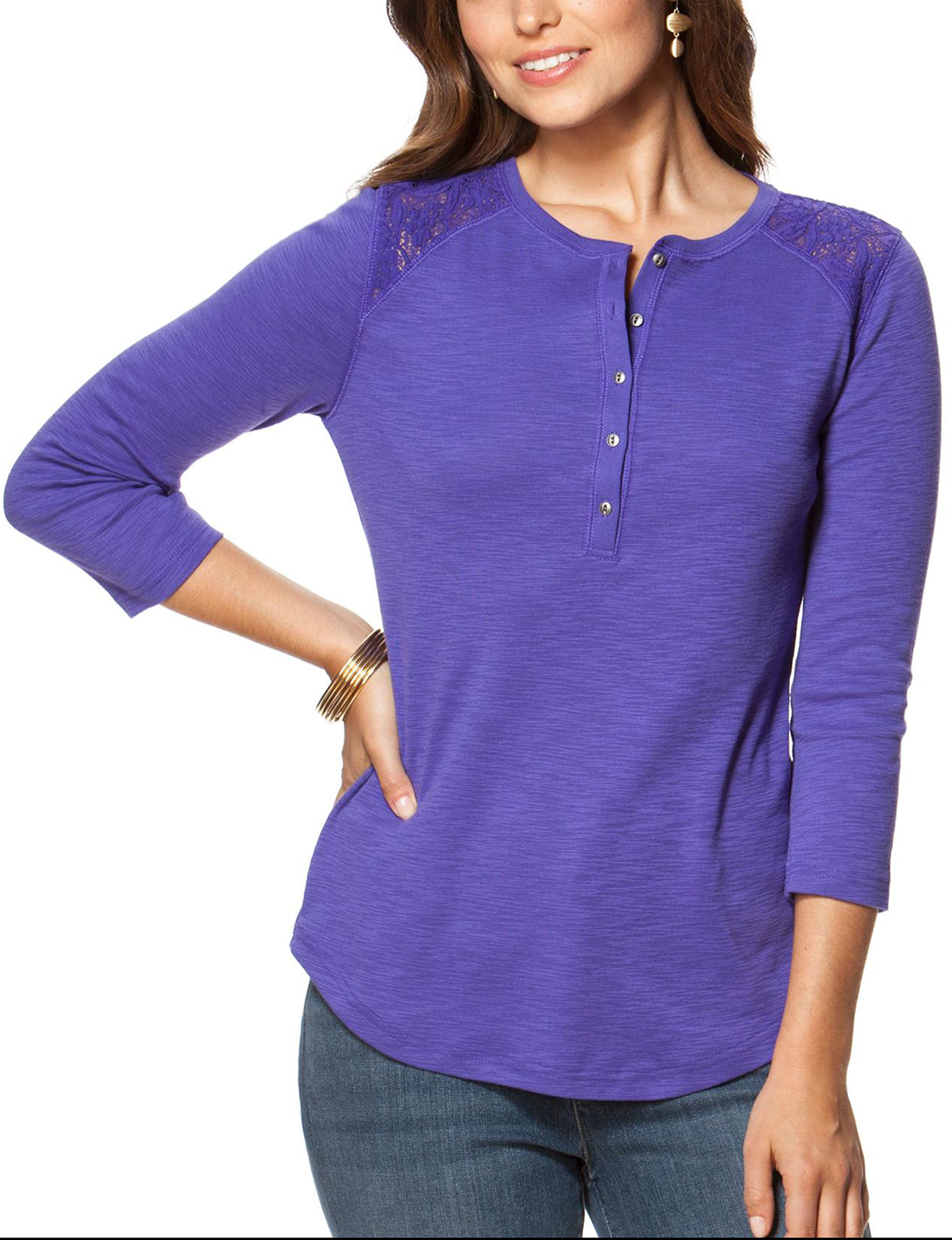 Chaps Purple