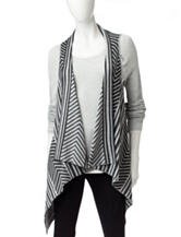 Energé Aztec Striped Vest