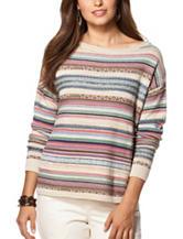 Chaps Fair Isle Knit Sweater