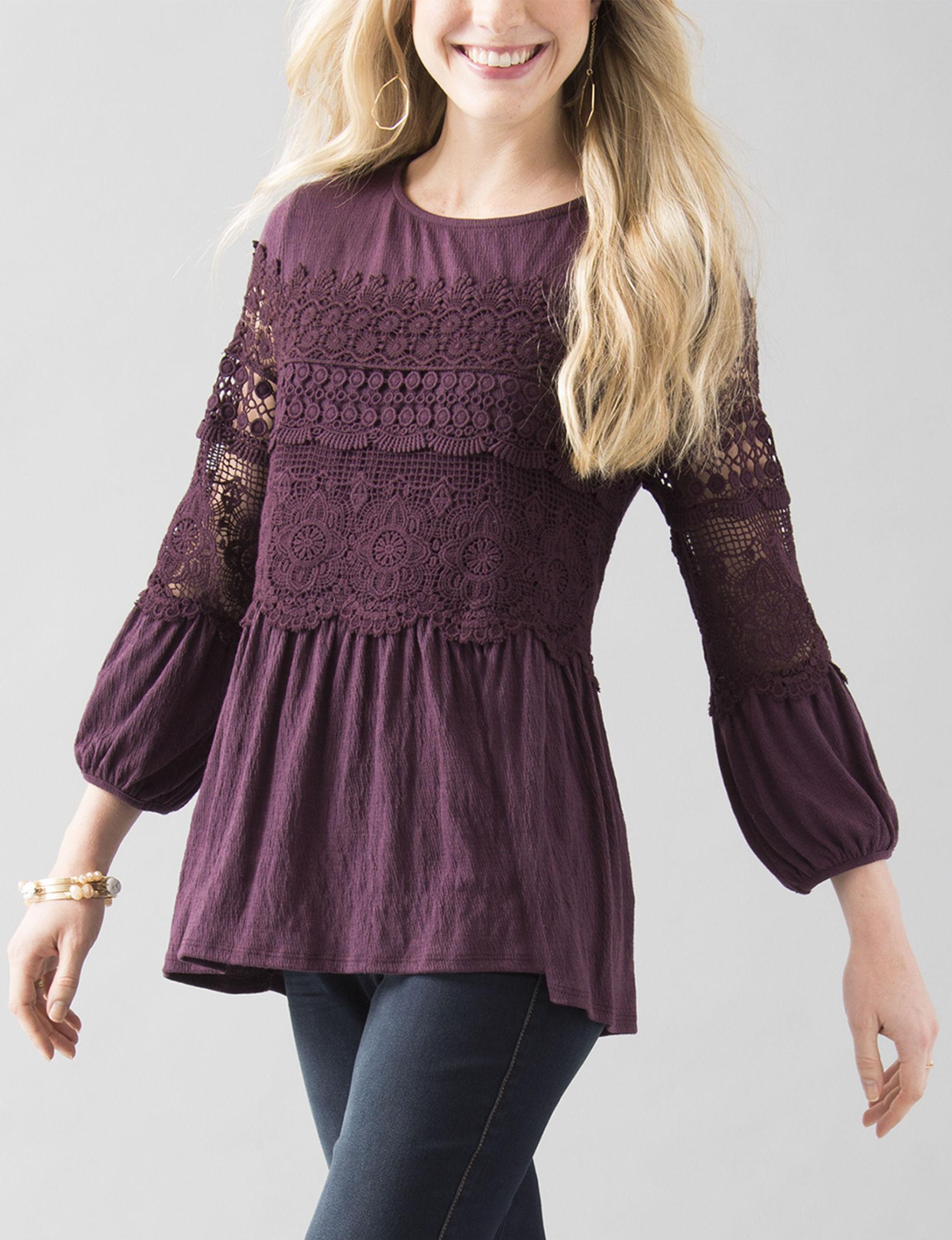 Hannah Purple