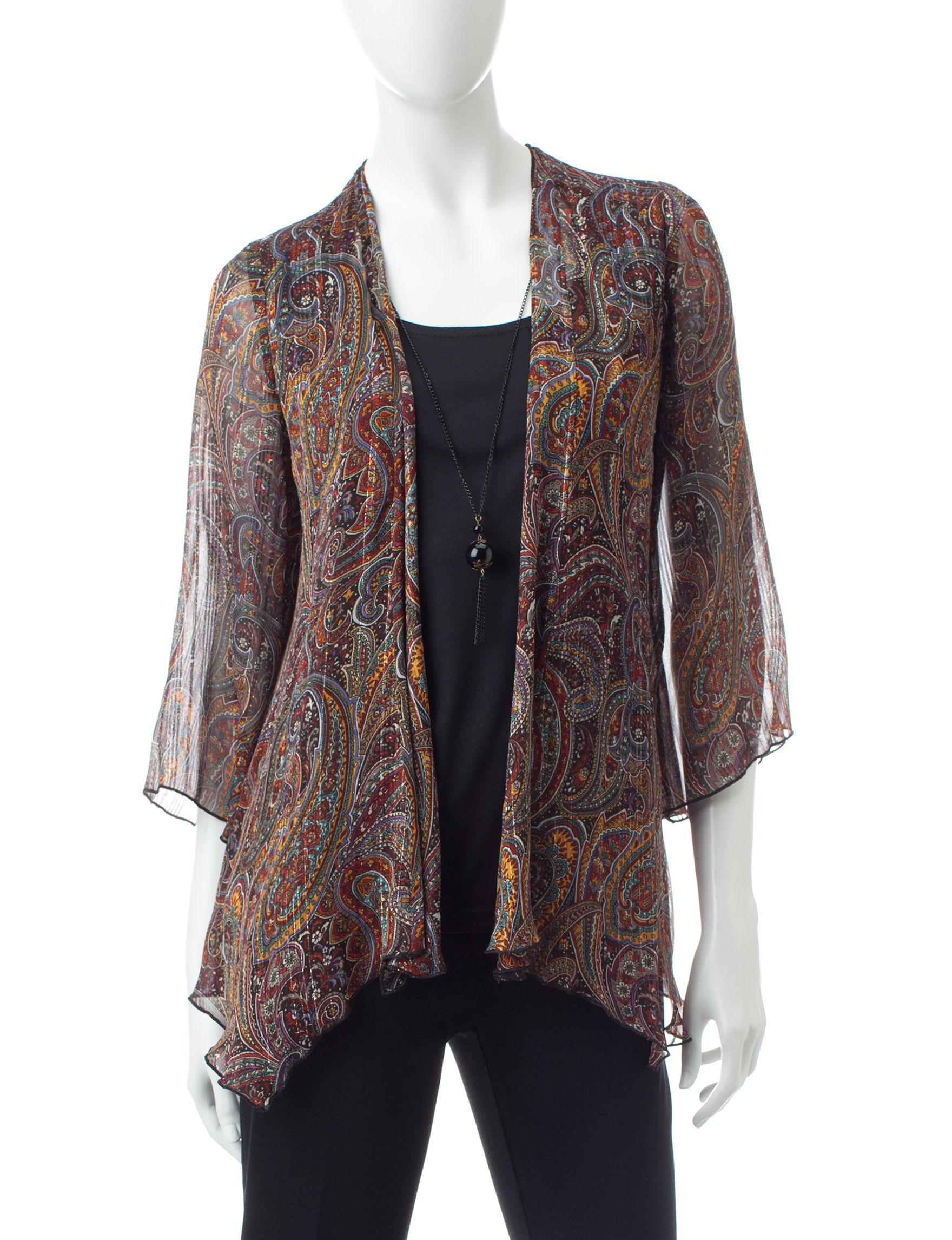 Rebecca Malone Rust Shirts & Blouses