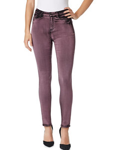 Bandolino Plum Jeggings Leggings