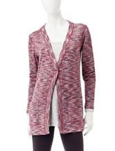 Silverwear Marled Knit Cardigan