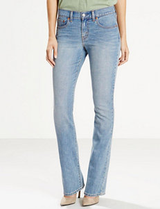 Levi's Blue Bootcut Relaxed