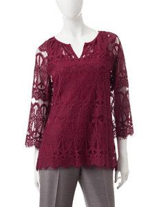 Valerie Stevens Berry Shirts & Blouses