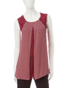 Valerie Stevens Rose Shirts & Blouses