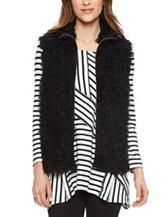 Skyes The Limit Faux Fur Vest