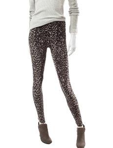 One 5 One Black / Grey Leggings