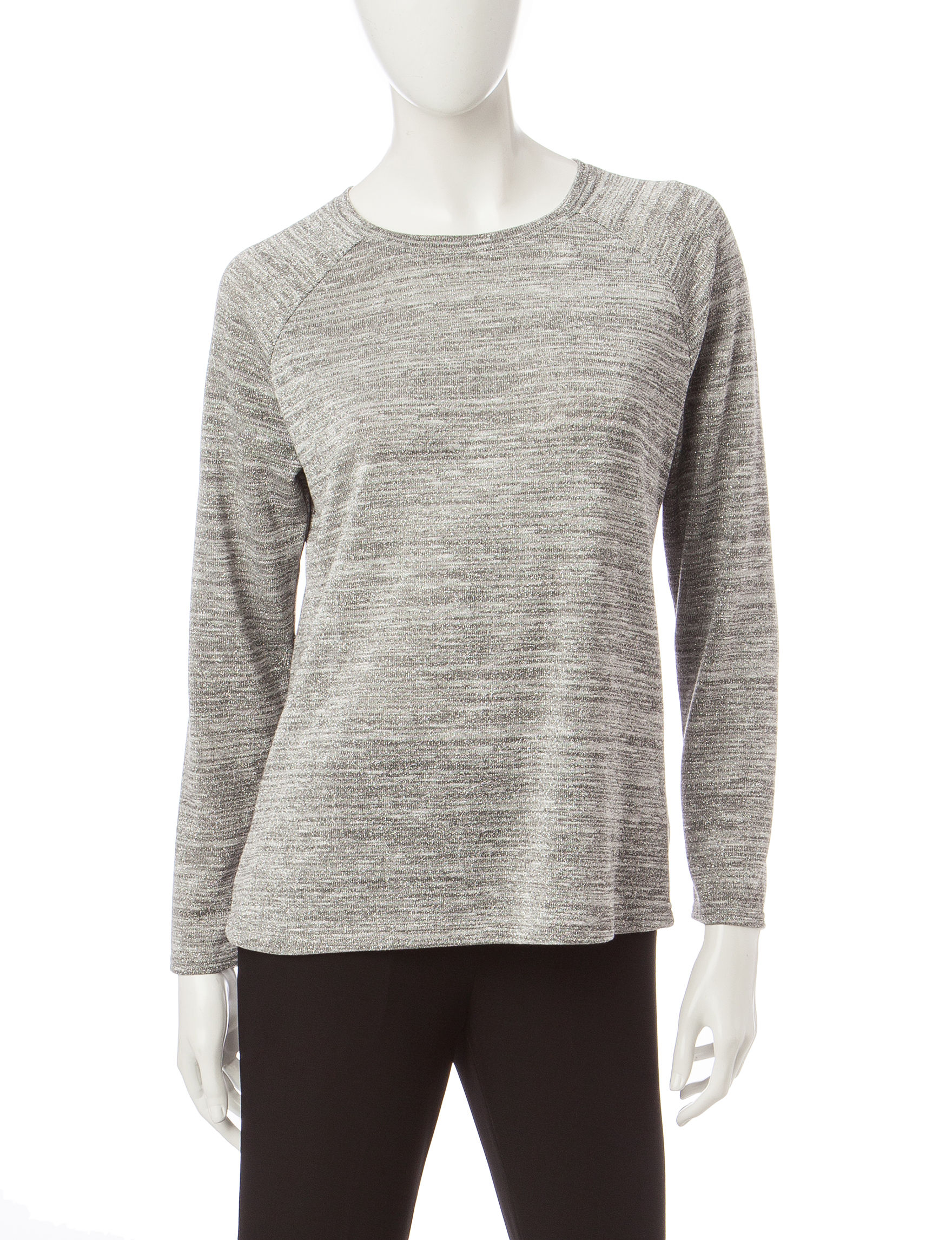 Cathy Daniels Grey Everyday & Casual Sweaters
