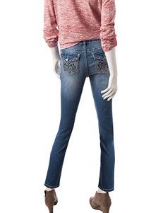 Earl Jean Embellished Skinny Jeans