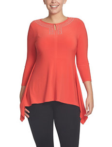 Chaus Embellished Top