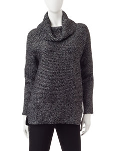 Chaus Marled Knit Sweater