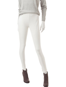 Chaus White Leggings