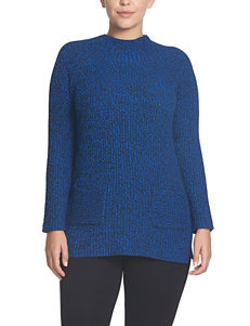 Chaus Blue Sweater