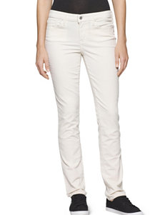 Calvin Klein Jeans Off White Soft Pants