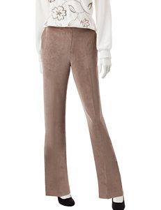 Alfred Dunner Medium Length Pants