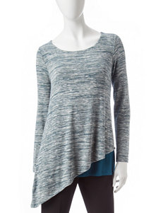 Zac & Rachel Hacci Asymmetrical Top