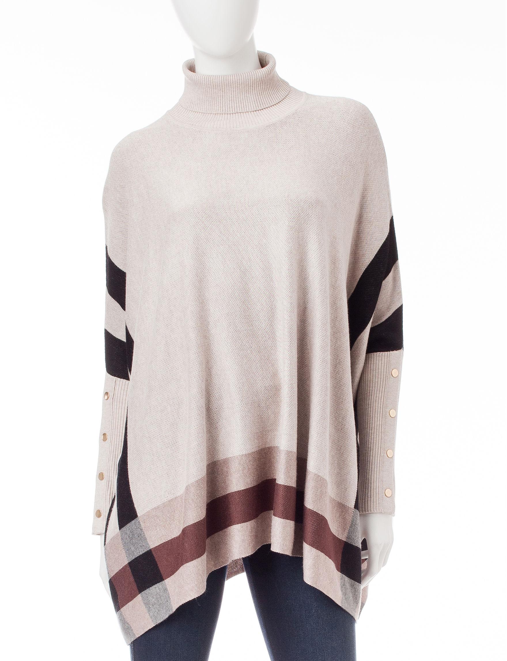 Hannah Beige Sweaters