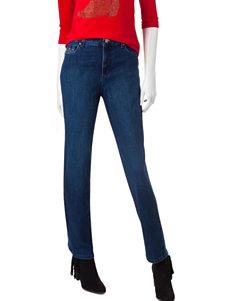 Gloria Vanderbilt Amanda Embroidered Jeans