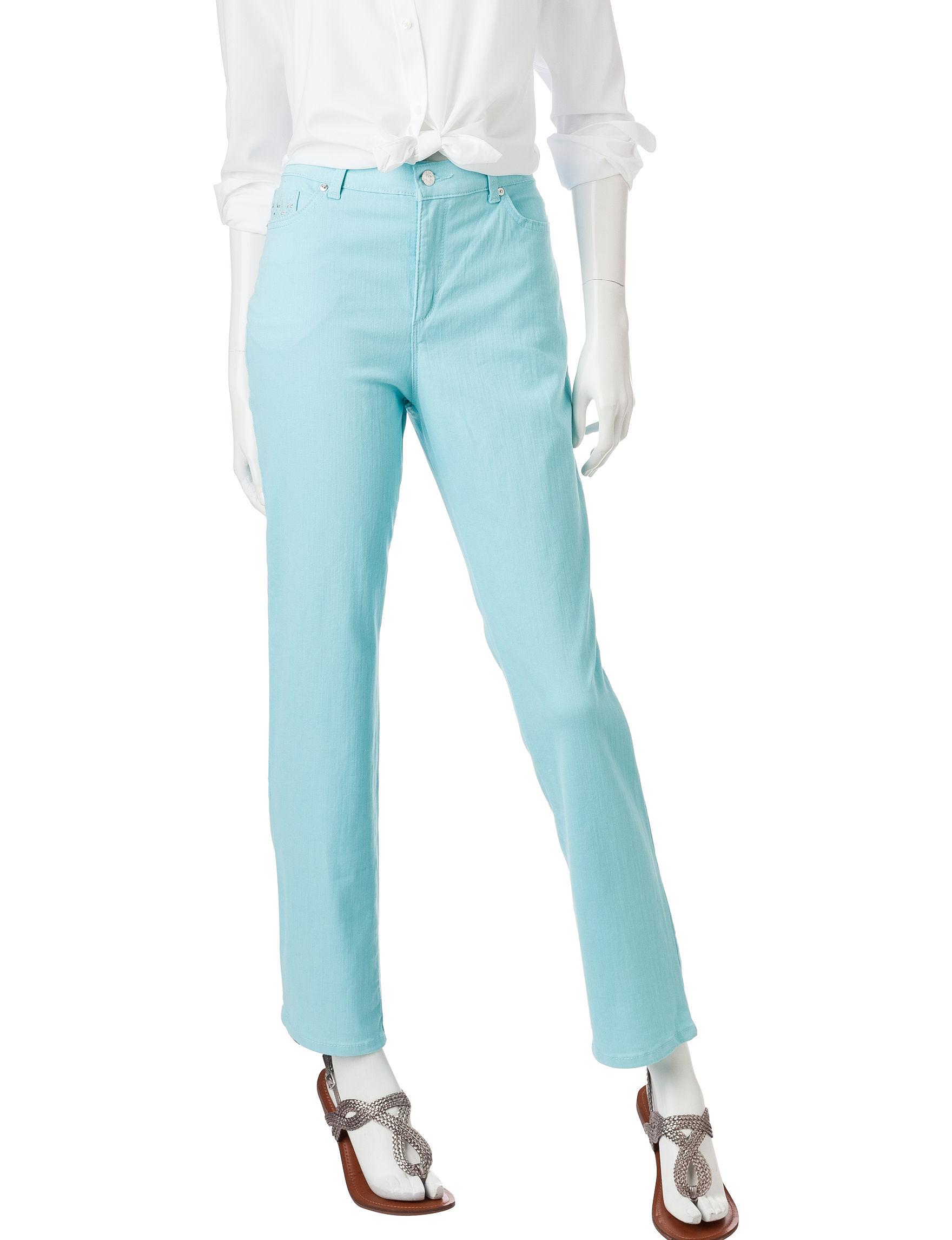 Gloria Vanderbilt Turquoise