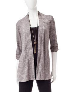 Rebecca Malone Charcoal Shirts & Blouses