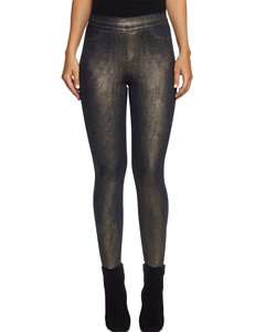 Skye's The Limit Metallic Coated Skinny Jeans