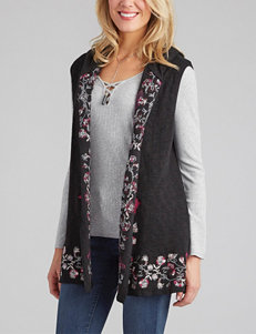 Democracy Embroidered Vest