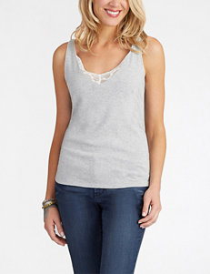 Democracy Solid Color Tank Top