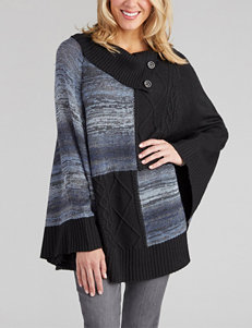 Democracy Asymmetrical Neck Sweater